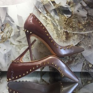 Ombre Spiked Pump - 8.5 US